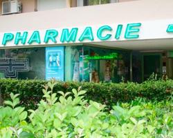 Pharmacie les Jardins - Nice