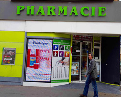 Pharmacie Rome Village - Marseille