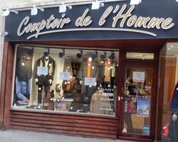 Comptoir de l'homme - Chaumont en Bassigny